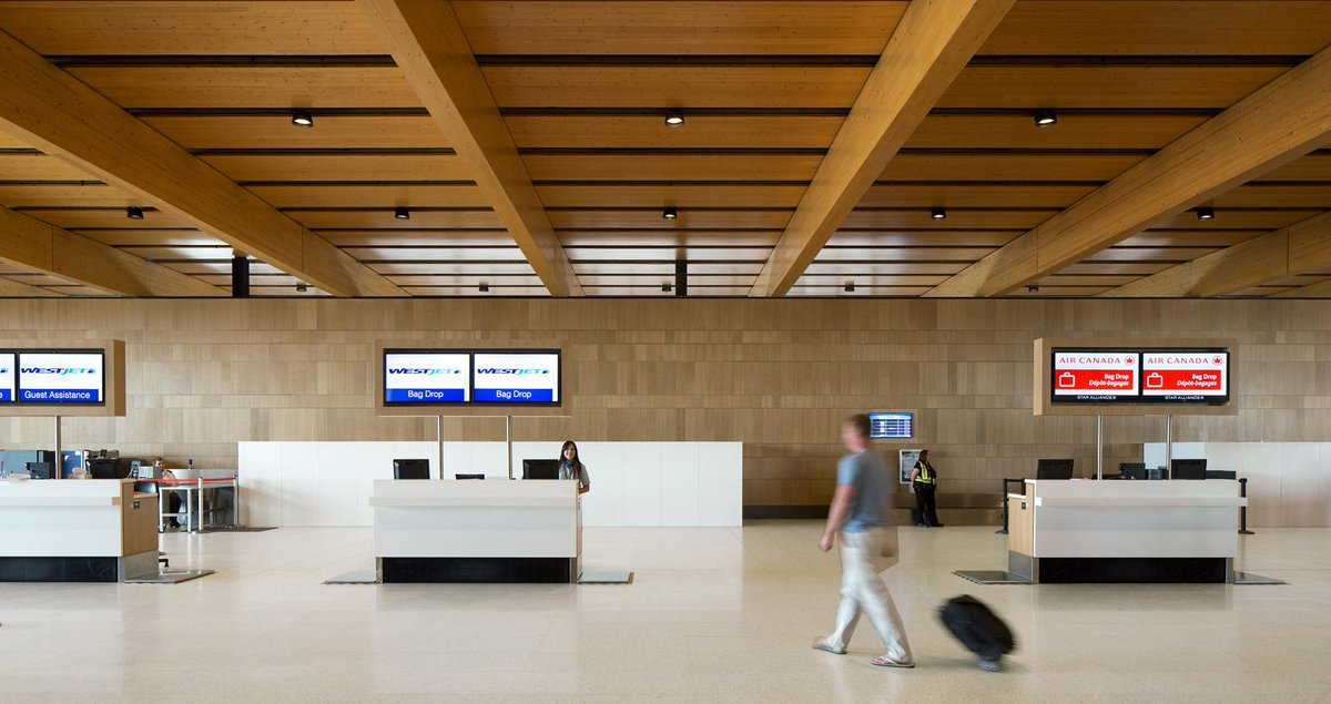 omb on Twitter Fort McMurray Airport wins at Interior Design BOY
