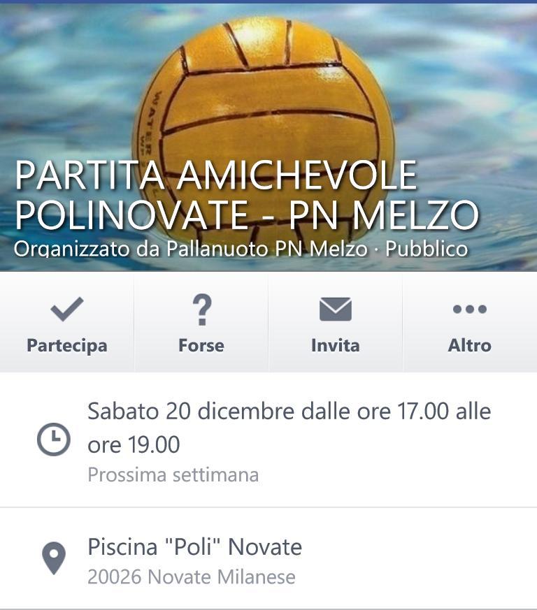 Piscina Poli Novate Milanese.Pallanuotopolinovate Polinovate Twitter