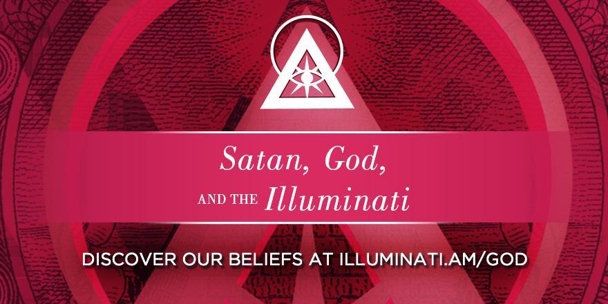 """Illuminatiam on Twitter: """"Does the Illuminati serve Satan ..."""