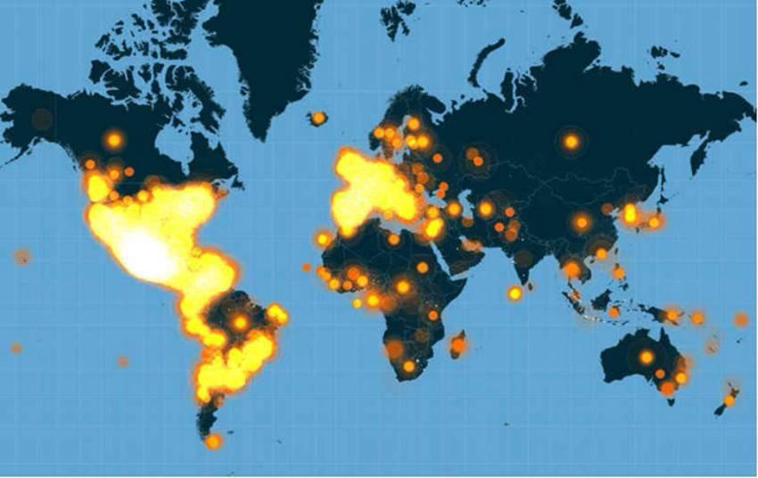 Twitter shows how a TT has grown! #YaMeCanse2 and #YaMeCansé supporting Mexico's movement for #Ayotzinapa http://t.co/x72p4Bpdam