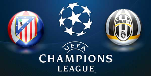Juventus Atletico Madrid, come vedere streaming gratis partita in diretta tv live oggi di Champions League