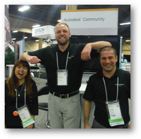 AutodeskHelp at Autodesk University