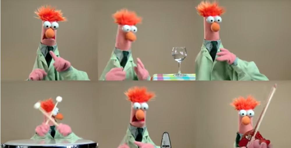 Happy (maybe?) birthday, Beethoven! Who will help us celebrate? Beaker from @TheMuppets. http://t.co/nZvu20HUlY http://t.co/QyGF2f0WZv