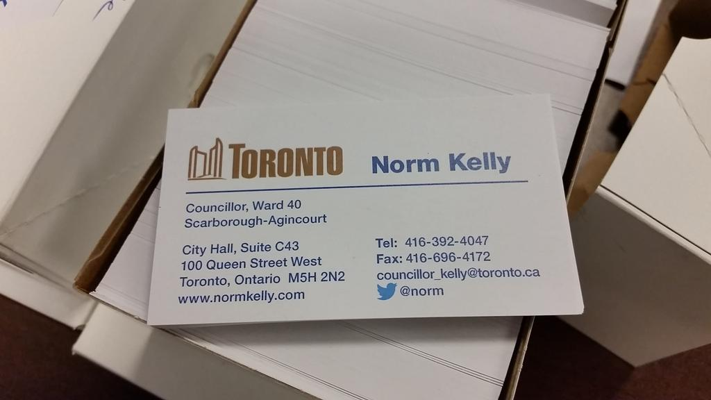 Norm Kelly On Twitter My New Business Cards Have Arrived First