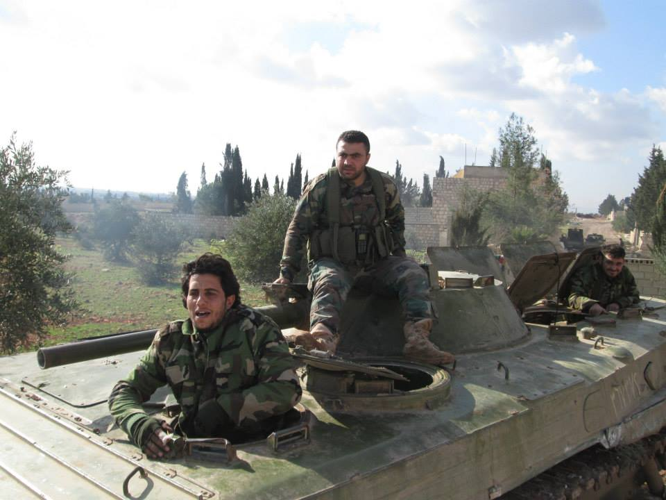 HOMS AFLAME AS SYRIAN ARMY COUNTS VICTORIES OVER TERRORISM 1