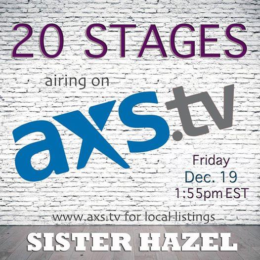 Sister Hazel on Twitter: