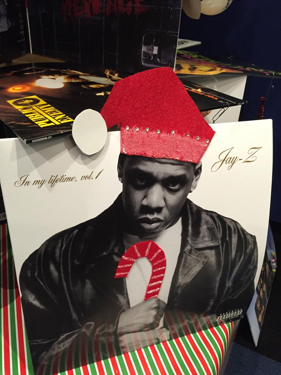 Jay-Z albums on vinyl now! Vol 1: http://t.co/gH3uGdvOTL Vol 2: http://t.co/MtHAAFpne0 Vol 3: http://t.co/MCjtLUU8Fv http://t.co/Qr7F5UZKf7