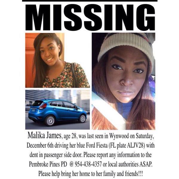 MISSING MIAMI WOMAN - Last Seen Wynwood/Downtown Miami During Wynwood PLS RT @Wsvn @WPLGLocal10 @CBSMiami http://t.co/mQXtv3zIXw