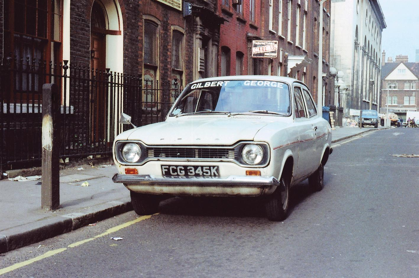 In Photos: London In 1981