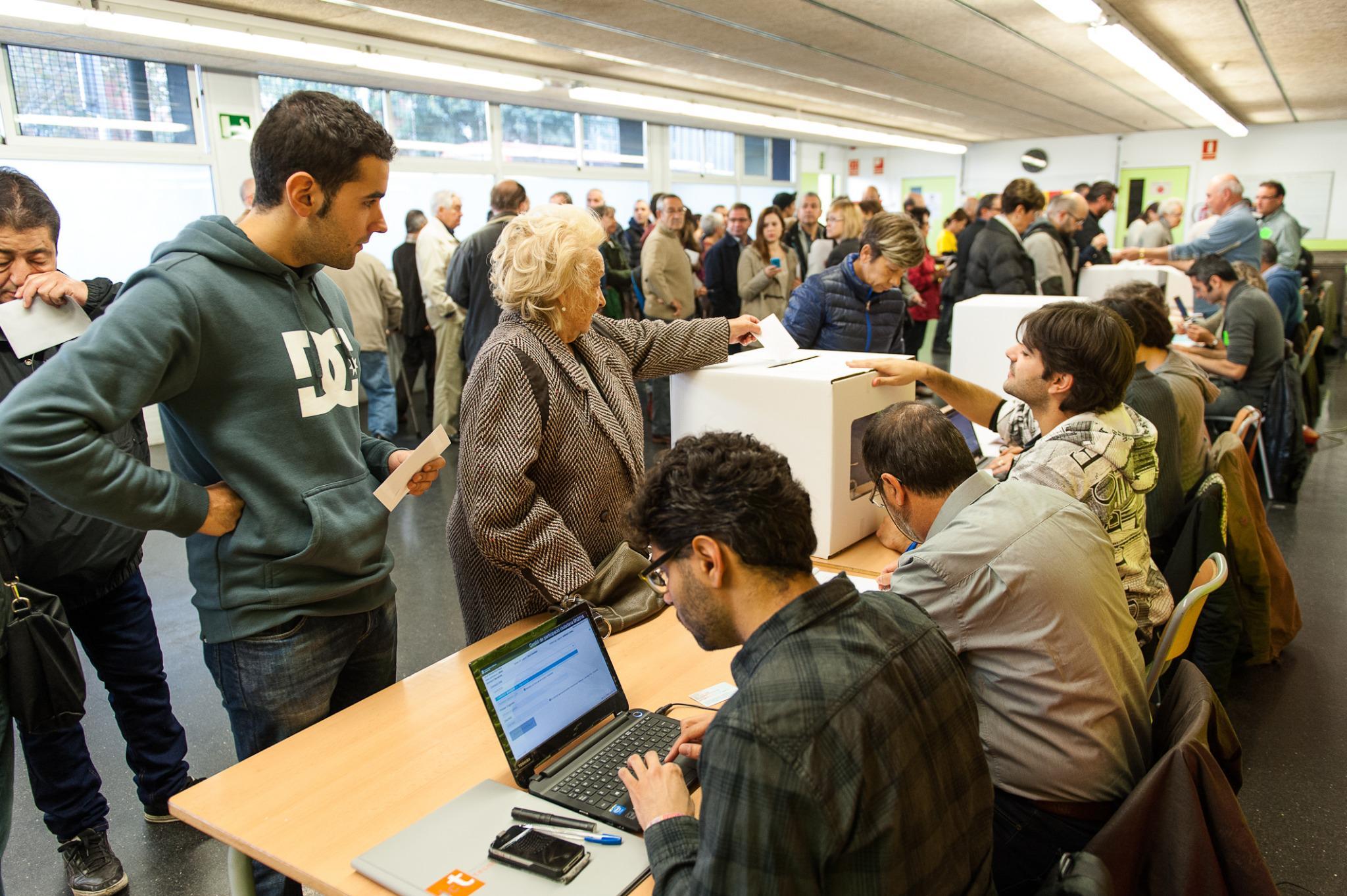 Foto Assemblea Nacional de Catalunya