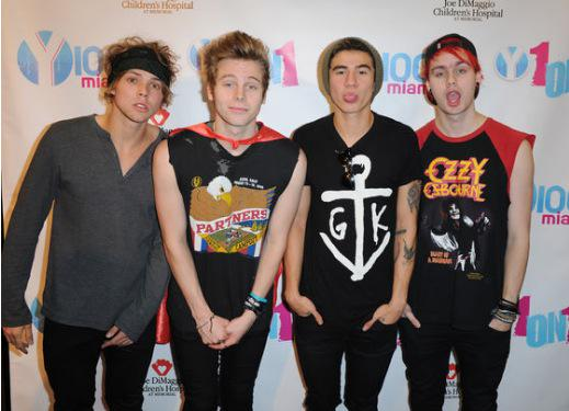 Quiz: Which 5sos Fella Should You Be Dating 2