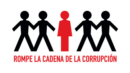 Día Contra la Corrupción — En tus manos está romper la cadena #CorrupciónNOgracias http://t.co/dIeEALiXi7 http://t.co/rGQ9ZlCcdv