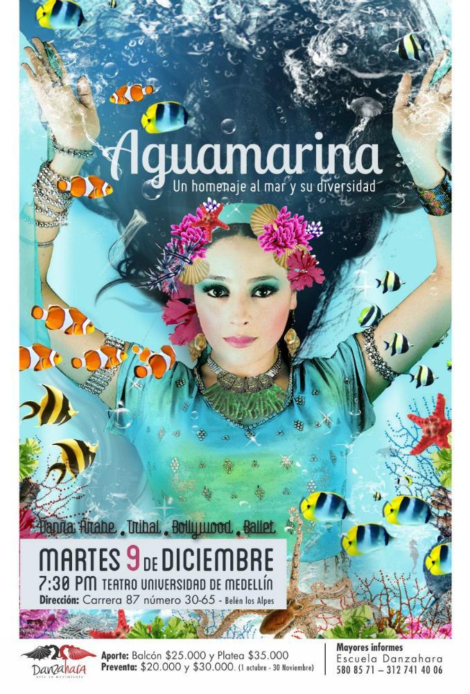 Hoy 7:30pm #Aguamarina Evento Clausura 2014 @teatroudem @Culturantioquia @medellincultura @BluRadio_Co @latinastereo http://t.co/7rrOCGgbpT