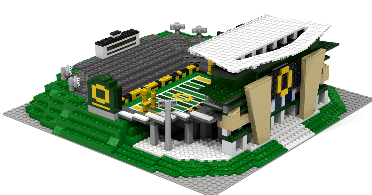 "Brett Thiessen on Twitter: ""The latest LEGO stadium addition ..."