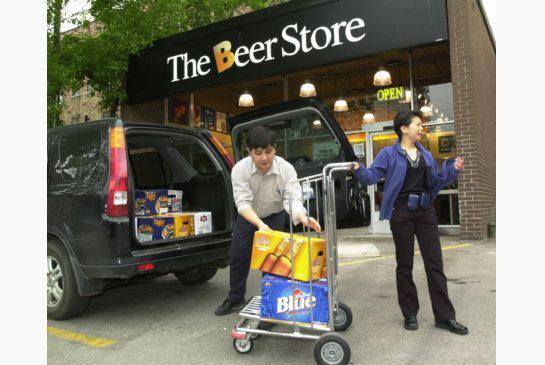 Thanks to whistleblower, The Beer Store's secret sweetheart deal w/ LCBO revealed: My latest http://t.co/ImM0ZTD9eR http://t.co/shvKxCgHzP