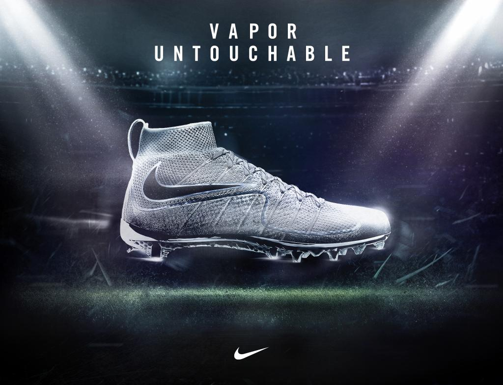 784ee9d382c evolve faster the nike vapor untouchable is the future of speed