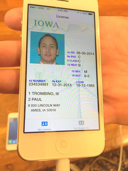Every State Should Have Iowa's Driver's License App