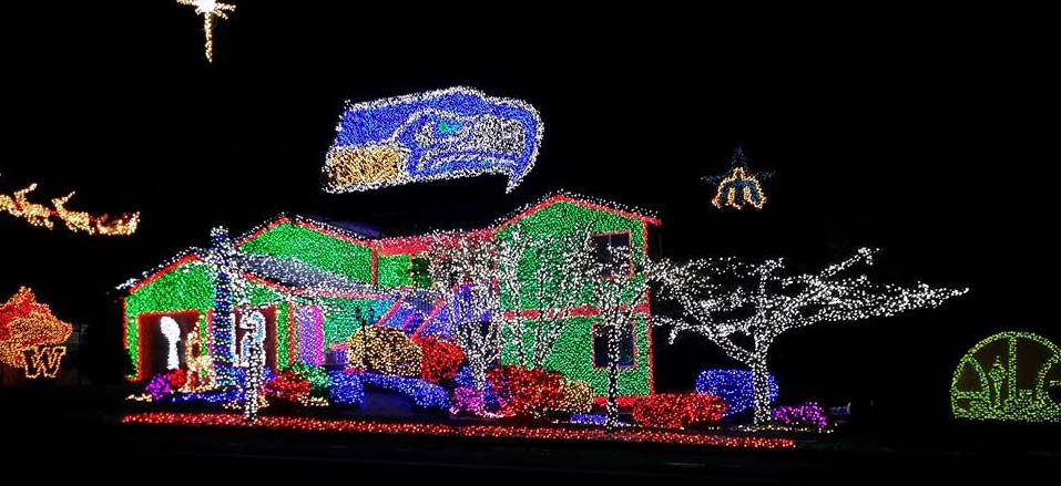 Meet the man behind this insane @Seahawks inspired light display getting national attention http://t.co/zumtsa018E http://t.co/SXy48FkMrV