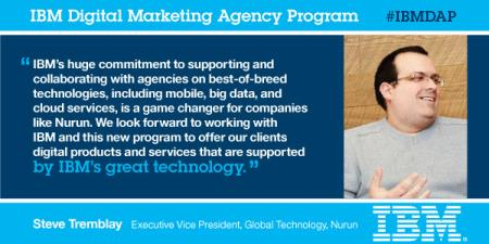 IBM's collaboration with agencies is a game changer #IBMDAP @StevetheGeek @IBMExpOne http://t.co/t1mLtnYkG3 http://t.co/az8QSeceNo