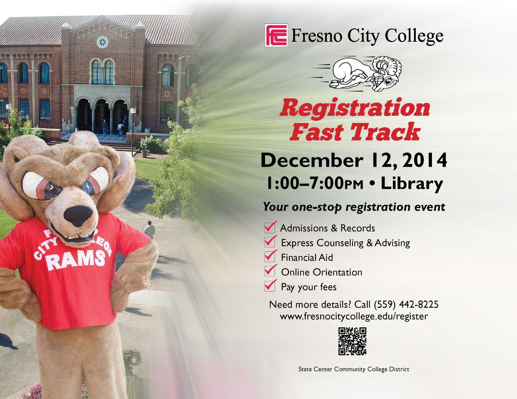 Fresno City College Book Buyback