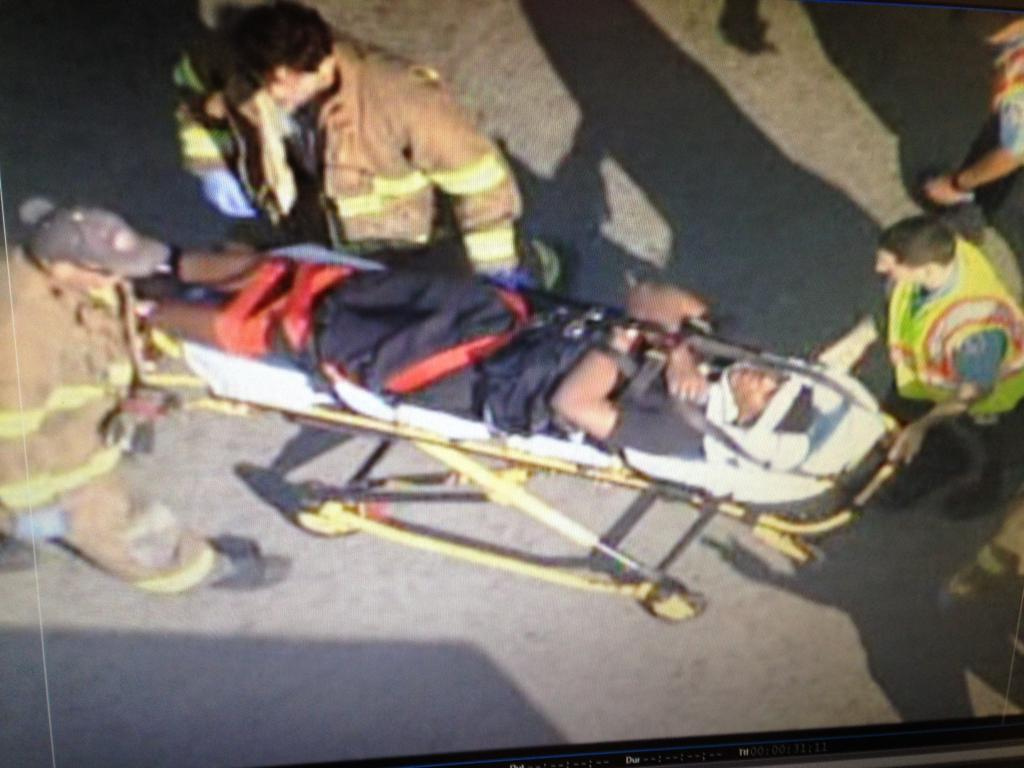 #BREAKING: Cam Newton is headed to the hospital after car crash: http://t.co/XQrRl9UWxJ http://t.co/fE36HR4pp3