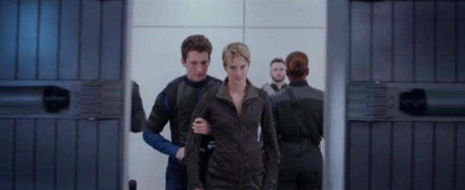 New Trailer Tease For THE DIVERGENT SERIES: INSURGENT