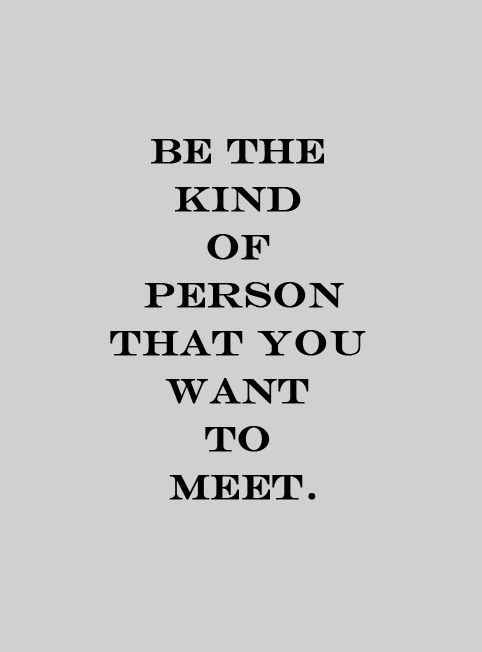 Respect Yourself On Twitter Be The Kind Of Person That You Want To