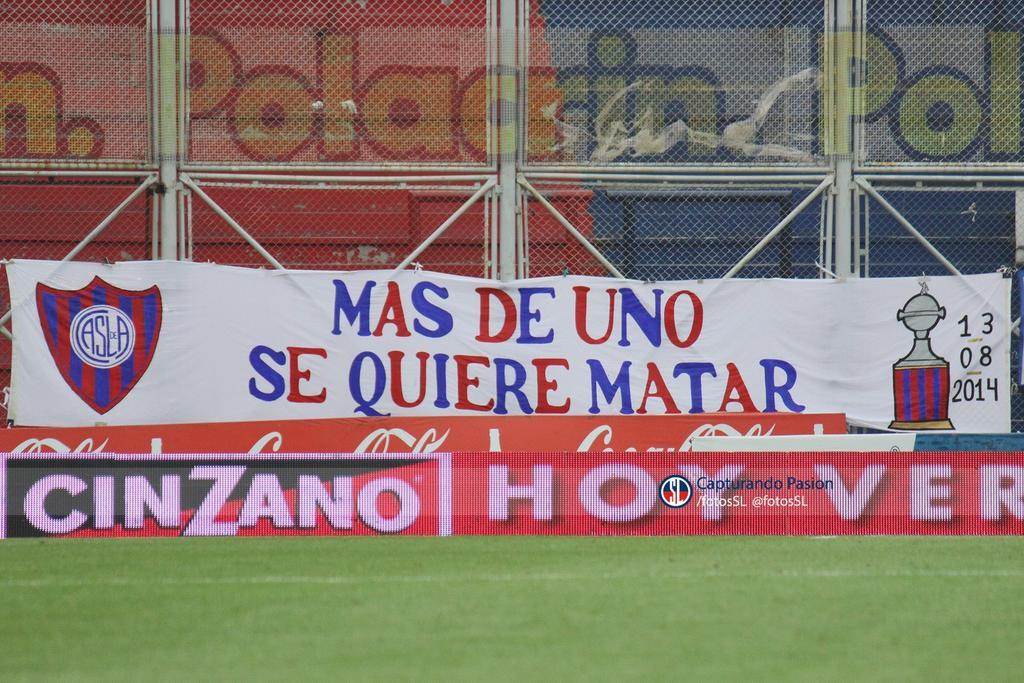 Real Madrid vs San Lorenzo (La garchada del año).