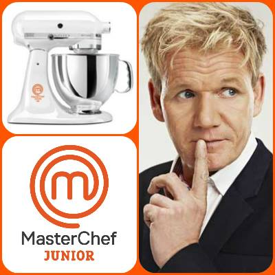 LOVE watching #MasterChefJunior? RETWEET this for a chance to WIN a custom KitchenAid mixer & more by 12am ET! @FoxTV http://t.co/hSoL1rUR5o