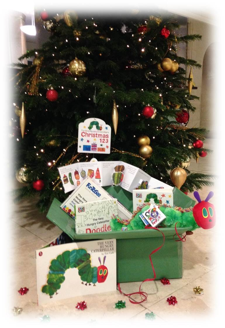 WIN the Very Hungry Caterpillar's Christmas Eve Box http://t.co/9RQzkhBKd0 RT to enter by 12/12/14 #SeasonsReadings http://t.co/YBjleTZZ5P