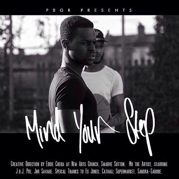 New video dropping from #THEBLACKMARKET 'mind your step' by @PBGRMusic