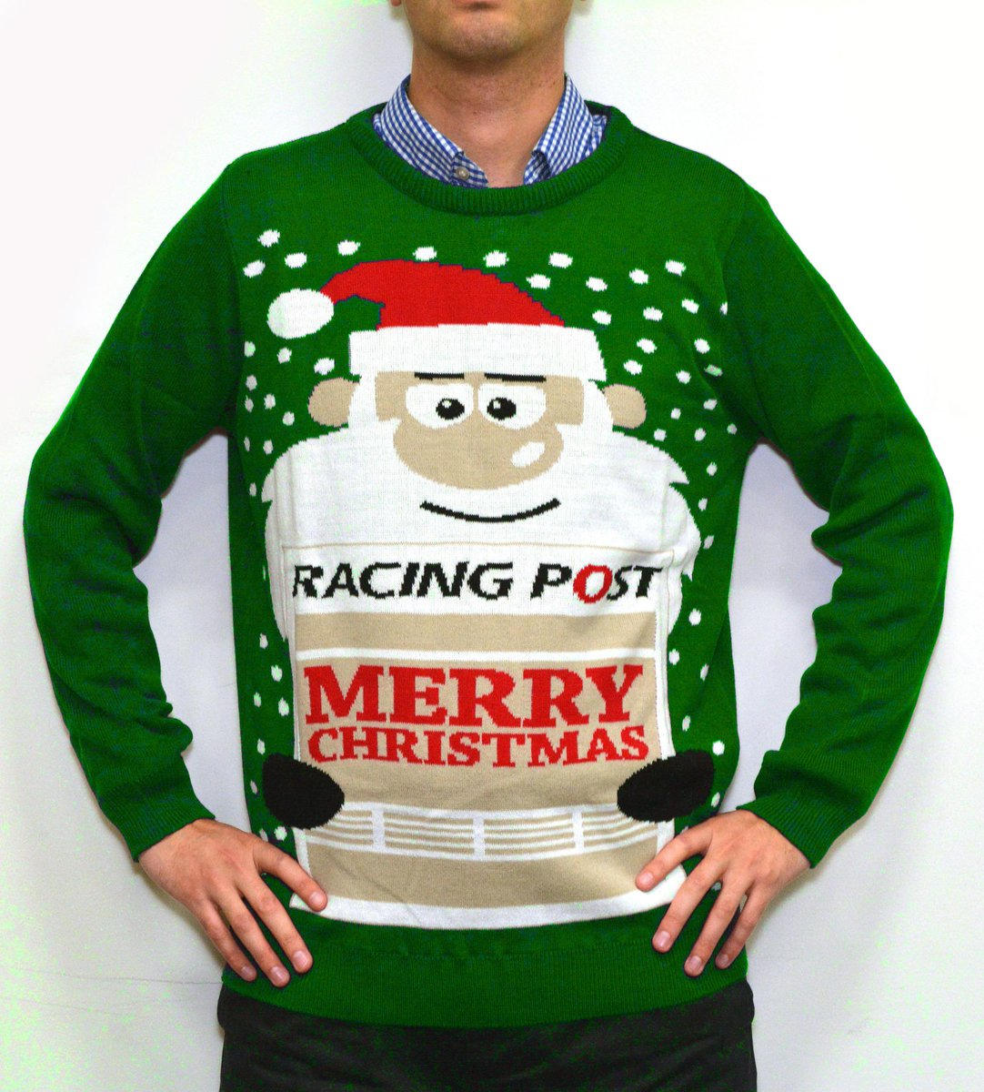 We've got 10 of our great Christmas jumpers left to give away. RT for a chance to win #jumpers4jockeys #xmasjumperday http://t.co/mH9xvdLzzg