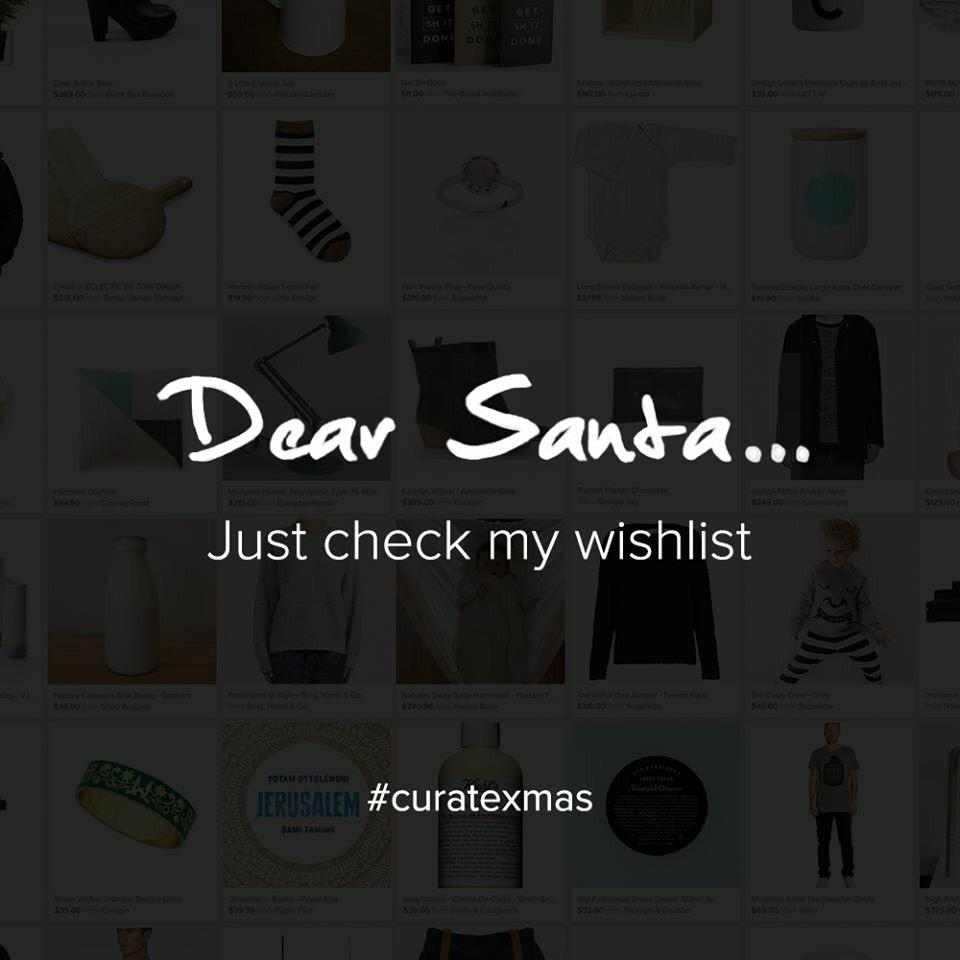 We've launched and everyone's invited! Curate your Christmas wishlist to share with friends at http://t.co/gSefRUgErG http://t.co/MP0q1uDi4x