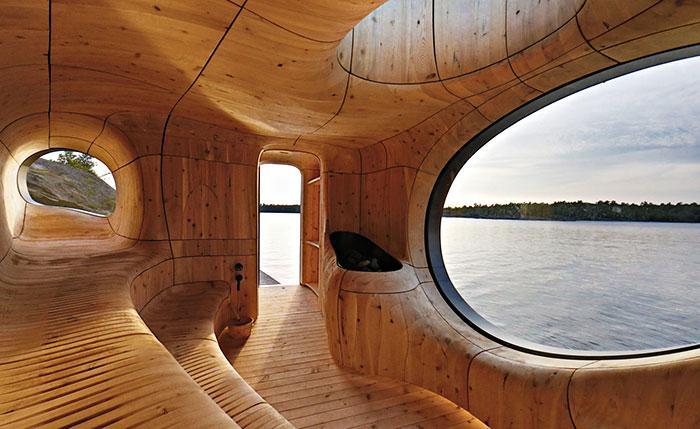 FOTO Salute e Benessere: Benefici della Sauna