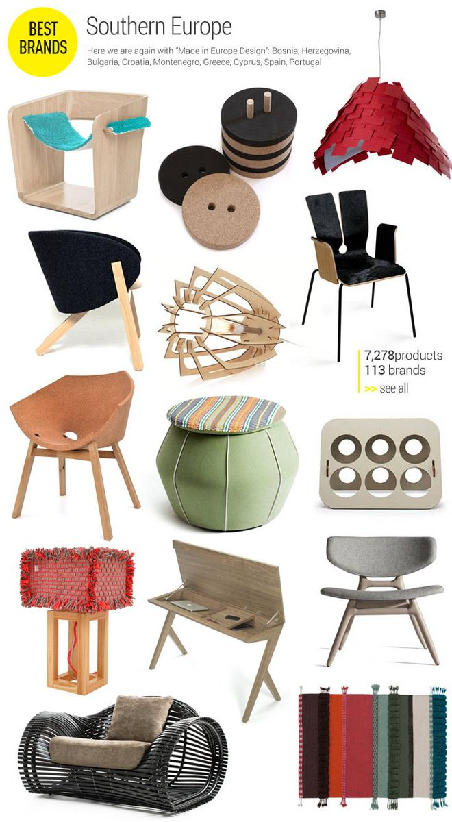 _Best Brands From Southern Europe_ Thanks @archiproducts! #corkigami  #spanishdesignu003cbru003e