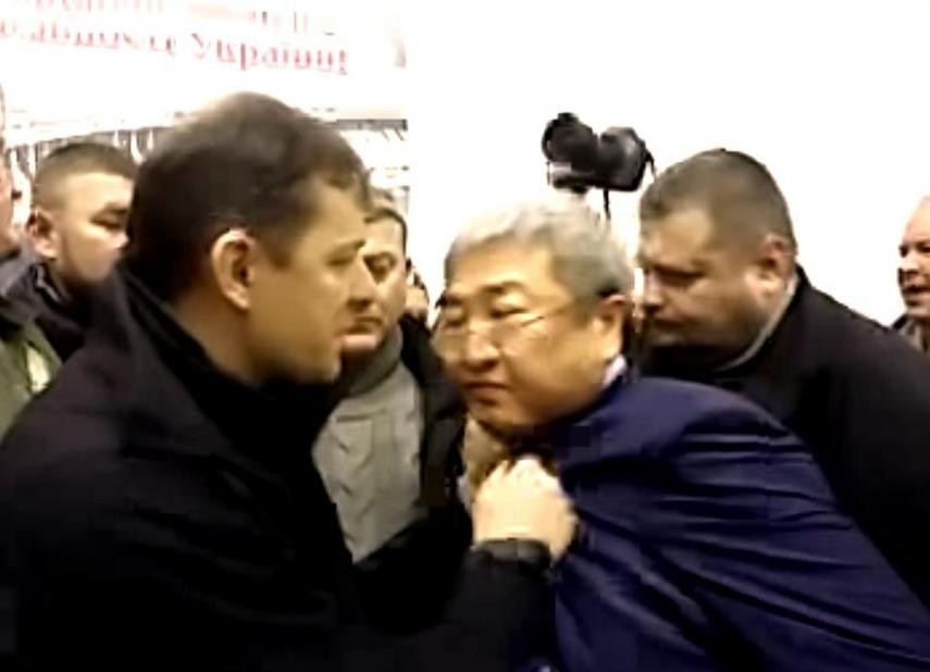 СБУ открыла уголовное дело против главы и депутатов Луганского облсовета - Цензор.НЕТ 1124