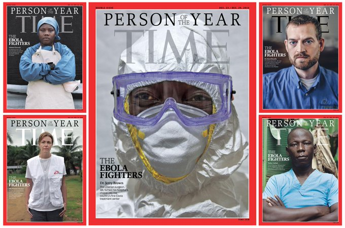 The Ebola Fighters are TIME's Person of the Year for 2014. http://t.co/0s4PQnYYeA #TIMEPOY http://t.co/lnj4OLjMc1