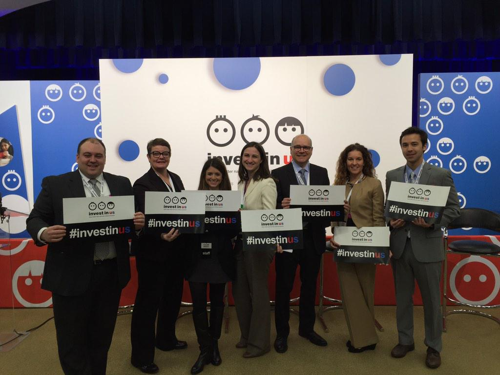Today is huge for #earlyed! @firstfiveyears is so excited to launch #investinus w/the @WhiteHouse. Join the convo! http://t.co/3QJQGDux7x