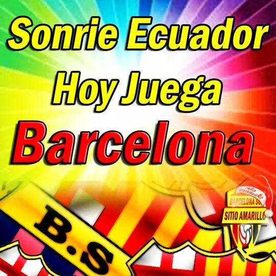 Cristian Carbo Bsc On Twitter Hoy Juega El Idolo Barcelona