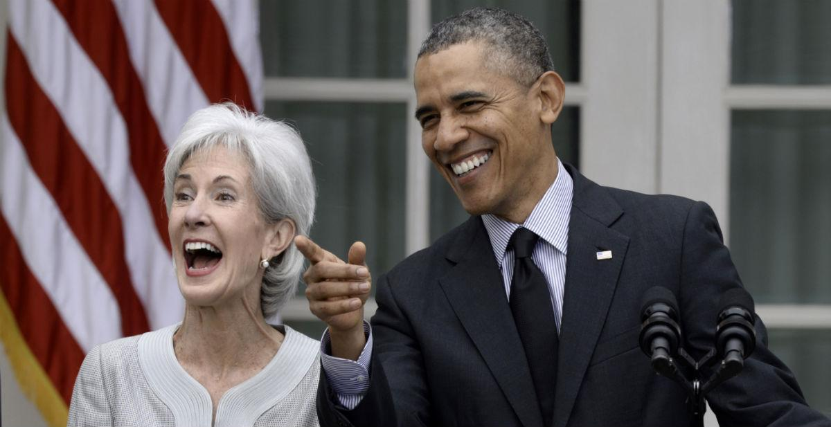Kathleen Sebelius on how to fix Obamacare: Change the name