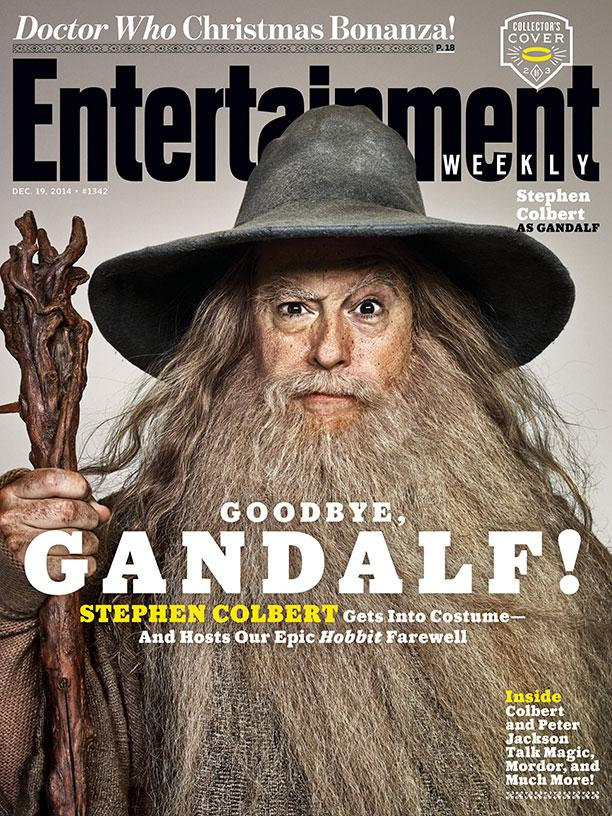 Bye-Bye Bilbo! Goodbye Gandalf! Later Legolas! Check out all three @EW covers this week! http://t.co/ACKfFAKbf8 http://t.co/J8rehAEWvI