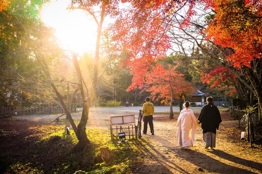 Pacchetto turistico matrimonio a Kyoto