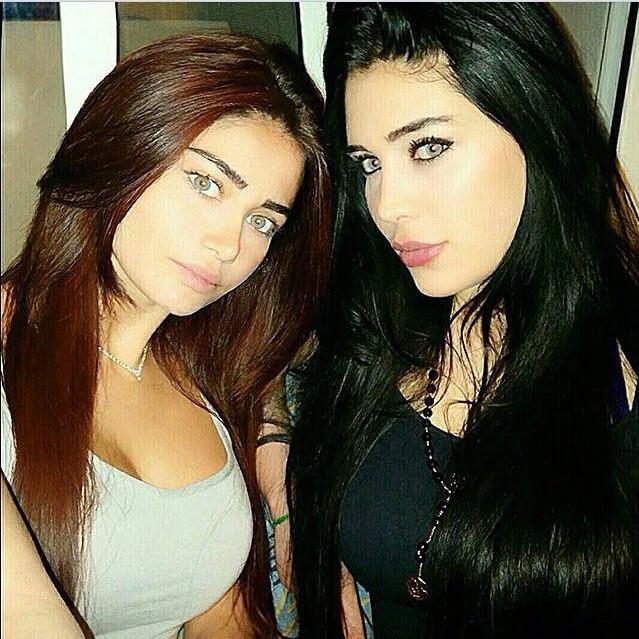 Lebanese Beauty Teen Topless 115