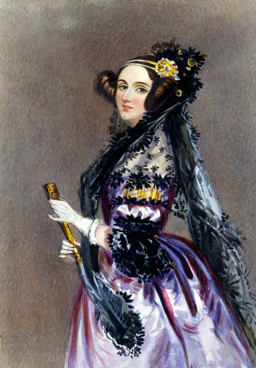 Happy birthday, Ada Lovelace! The world's first computer programmer was born this day in 1815 https://t.co/INCxHs7zFg http://t.co/jsoJALG07J