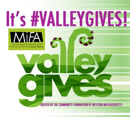 Valley Gives Day Has Arrived!