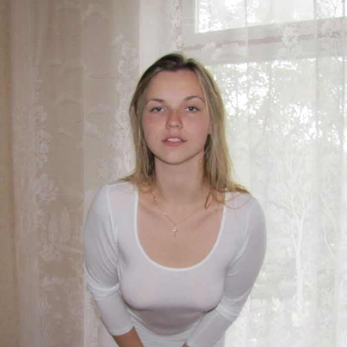 Blonde ex nackt privat