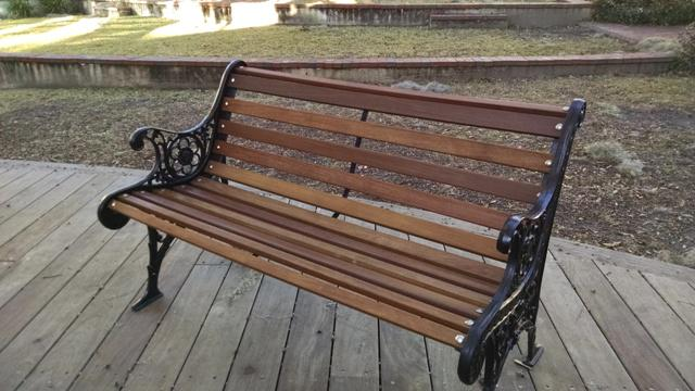 Remarkable Garys Fix On Twitter Rejuvenate An Old Parkbench By Gmtry Best Dining Table And Chair Ideas Images Gmtryco
