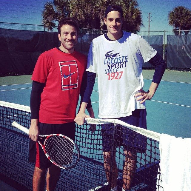 I'm excited 2 be coaching @JohnIsner. He is a unique talent, I look forward 2 helping him maximize his vast potential http://t.co/3IU3MKUqtt