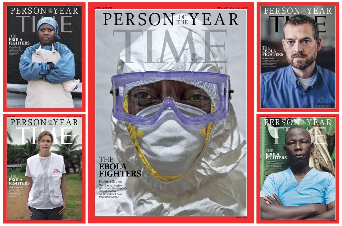 Ebola Fighter and TIME Person of the Year Dies