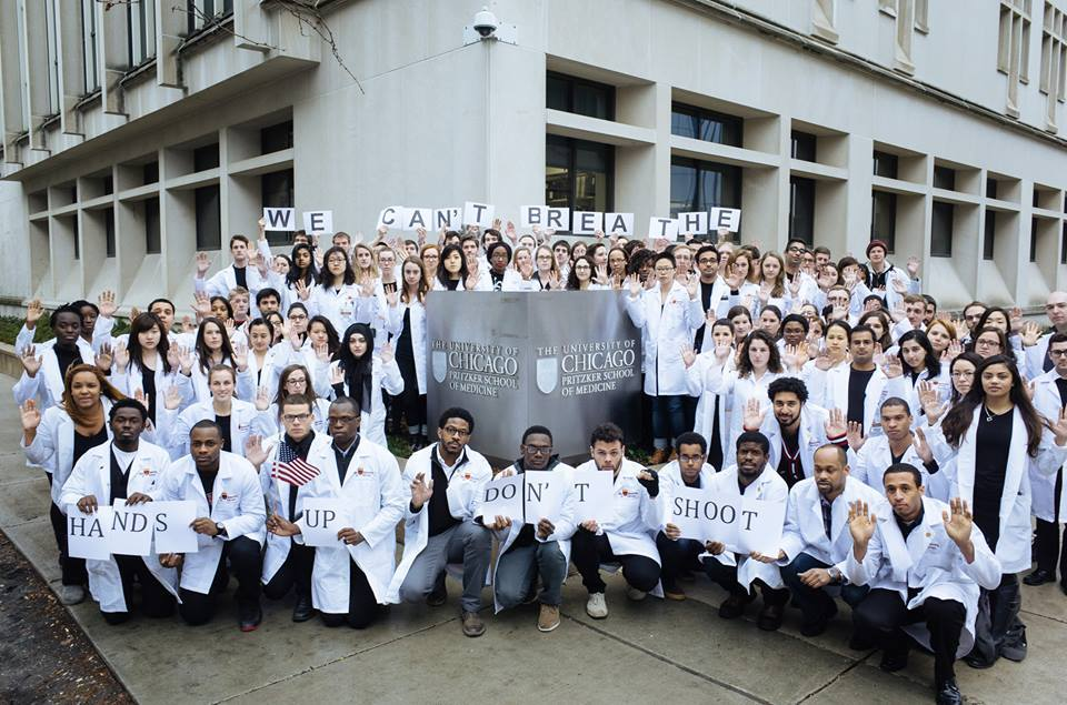 Contract and chicago medical school